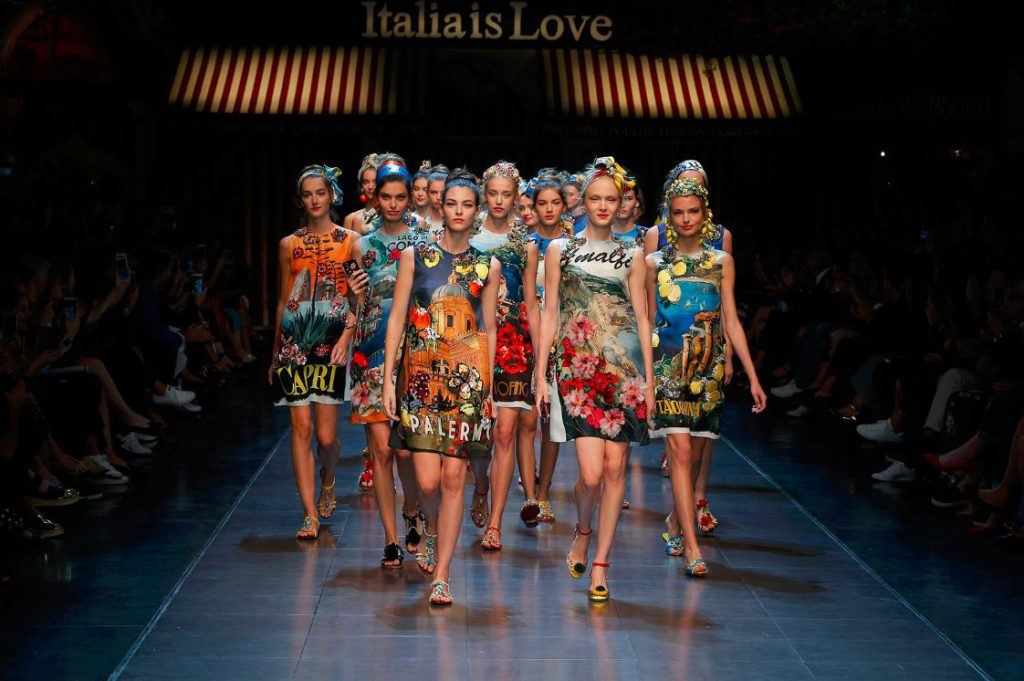 Dolce & Gabbana - Italia  is love