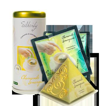 Silkenty Chamomile lemon grass