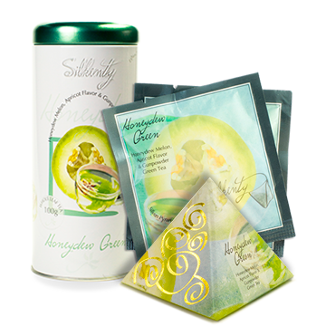 Silkenty Honeydew Green