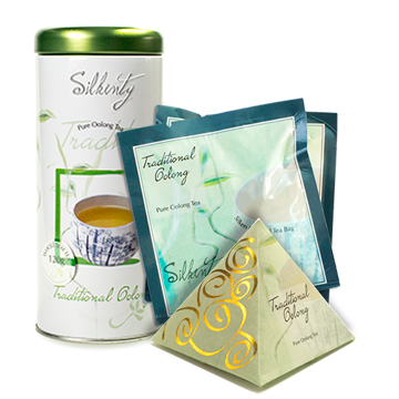 Silkenty TRADITIONAL OOLONG